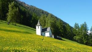 Kirchli von Jenisberg